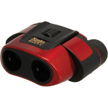 Kenko Ultra View 8x21 Binocular (Red)