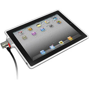 Kensington SecureBack Security Case With 2-Way Stand & ClickSafe Lock for iPad 2