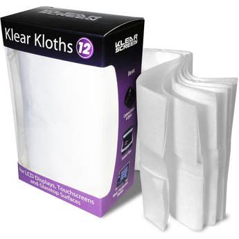 Klear Screen Klear Kloths, Model KC-12