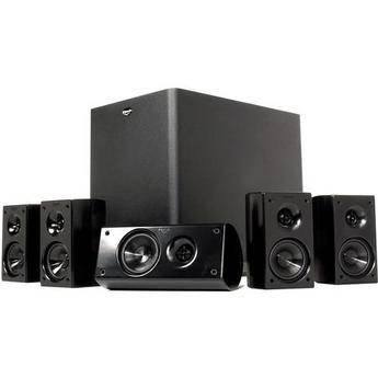 Klipsch HD-300 5.1 Channel HD Speaker System
