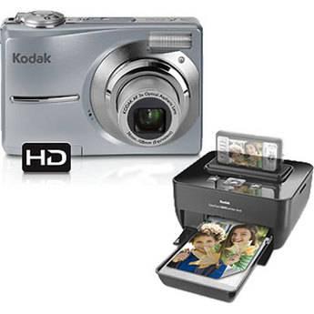 Kodak EasyShare C813 Digital Camera with G610 Printer Dock