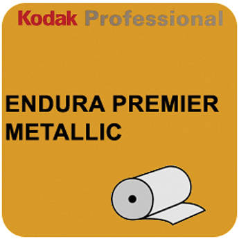 "Kodak PROFESSIONAL ENDURA Premier Metallic Photo Paper (8"" x 288' Roll)"