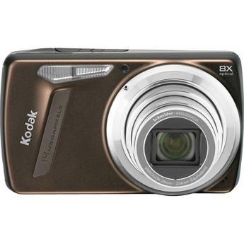 Kodak EasyShare M580 Digital Camera (Brown)