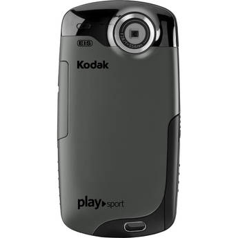Kodak PLAYSPORT Zx3 Video Camera (Black)