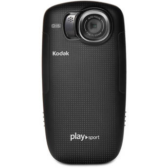 Kodak PLAYSPORT Zx5 Video Camera (Black)