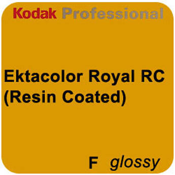 "Kodak ROYAL Digital Color Paper (Smooth Glossy, 5"" x 511.8' Roll)"