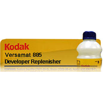 Kodak Versamat 885 Developer Replenisher (Liquid) for Black & White Film