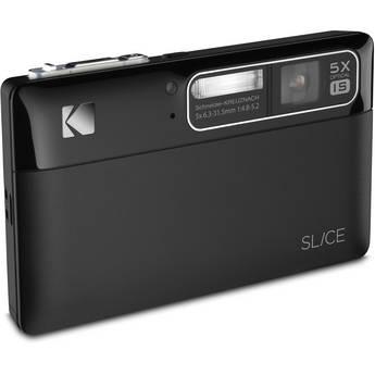 Kodak SLICE Digital Camera (Black)