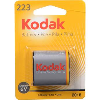 Kodak 223A 6v Lithium Battery