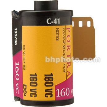 Kodak Portra-160VC 135-36 Professional Color Print Film (ISO-160)