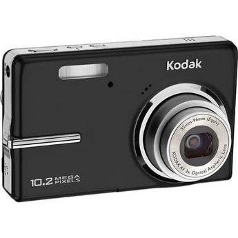 Kodak EasyShare M1073 IS Digital Camera (Black)