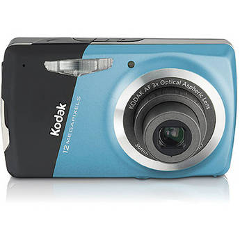 Kodak EasyShare M530 Digital Camera (Blue)