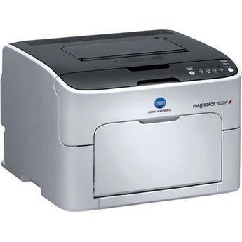 Konica Minolta magicolor 1600W Color Laser Printer