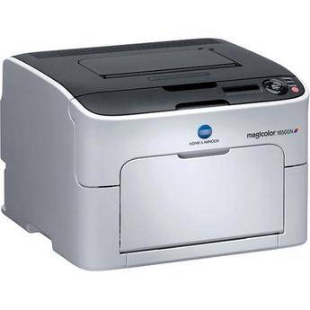 Konica Minolta magicolor 1650EN Network Color Laser Printer