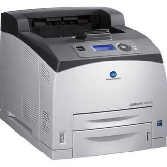 Konica Minolta pagepro 4650EN Network Monochrome Laser Printer