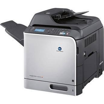 Konica Minolta magicolor 4690MF Network Color All-in-One Laser Printer