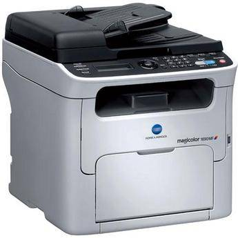 Konica Minolta magicolor 1690MF Network Color All-in-One Laser Printer