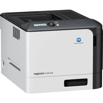 Konica Minolta magicolor 3730DN Network Color Laser Printer