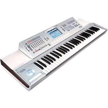 Korg M3-73 - 73-Key Music Workstation/Sampler Keyboard