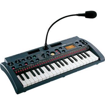 Korg microSAMPLER Sampling Keyboard