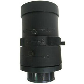 "Kowa LMVZ282-HR 1/3"" Varifocal Manual Iris Lens (2.8 to12mm)"