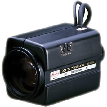 "Kowa LMZ200AM 1/3"" Varifocal Zoom Lens (5.6 to 112mm)"