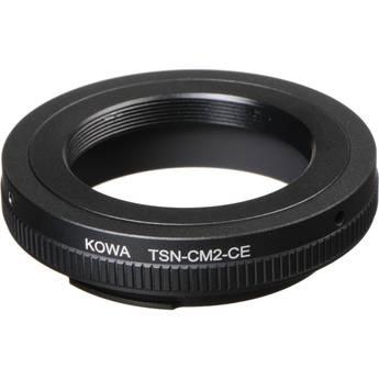 Kowa T-Mount SLR Camera Adapter for Canon EOS