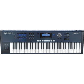 Kurzweil PC3LE7 Performance Controller and Synthesizer