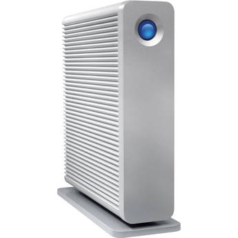 LaCie 4TB d2 Hard Drive with USB 3.0 / Thunderbolt
