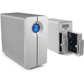 LaCie 4TB 2big Quadra USB 3.0 2-Bay RAID Array