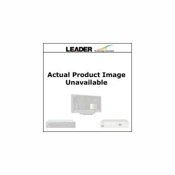 Leader 3G HD/SD SDI Input for LV5800
