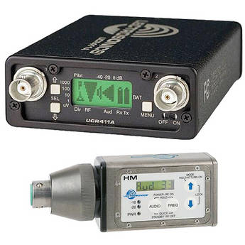 Lectrosonics 400 Series - Portable Wireless Microphone System (No Mic) (Frequency Block 470)