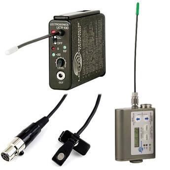 Lectrosonics UCR100 Wireless Microphone Kit