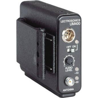 Lectrosonics UM400a - UHF Bodypack Transmitter