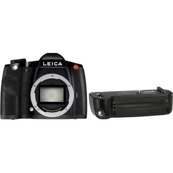 Leica S2-P SLR Digital Camera with Multi-Function Handgrip (Display Model)