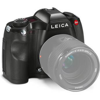 Leica S Medium Format DSLR Camera (Body Only)