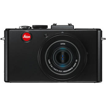 Leica D-LUX 5 Digital Camera (Black)
