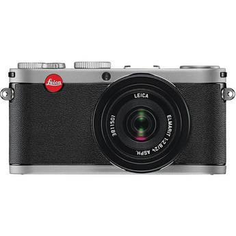 Leica X1 Digital Compact Camera With Elmarit 24mm f/2.8 ASPH. Lens