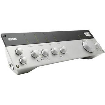 Lexicon I-O 42 - USB 2.0 Desktop Recording Studio