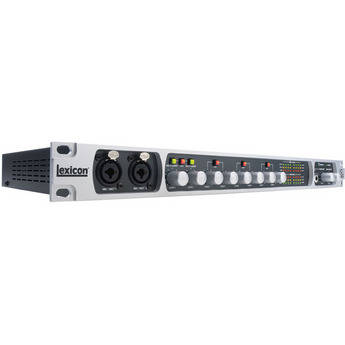 Lexicon I-O FW810S - FireWire Audio Interface with Channel Strip Processing