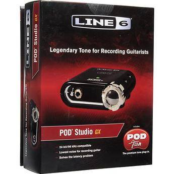 Line 6 POD Studio GX - Recording Interface