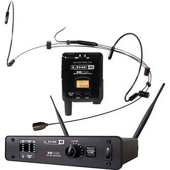 Line 6 XD-V55HS Digital Headset Wireless Microphone System