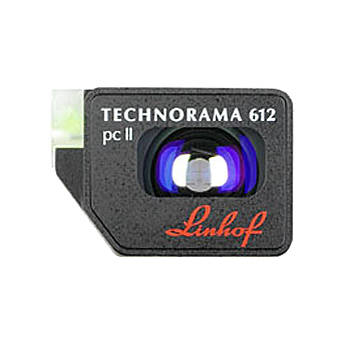 Linhof Technorama Optical Viewfinder for 58/120mm Lenses for 612 pc II