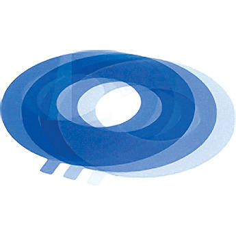 Litepanels Ringlite Mini Single Gel (1/2 Color Temperature Blue)