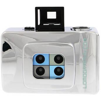 Lomography ActionSampler 4-Lens Camera Kit