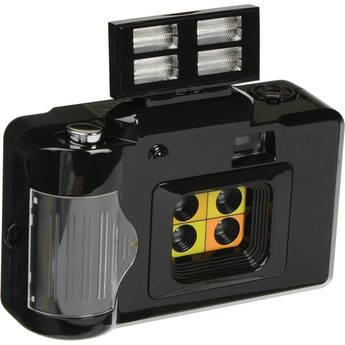 Lomography ActionSampler 4-Lens Camera with Flash Kit