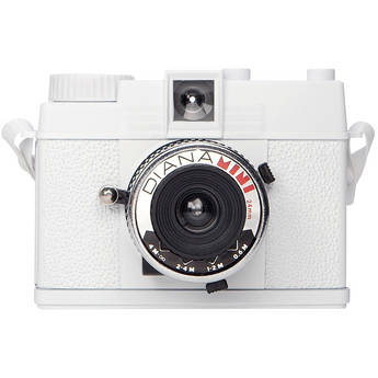 Lomography Diana Mini White Camera