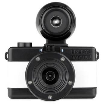 Lomography Fisheye Baby 110 Film Camera (Metal)