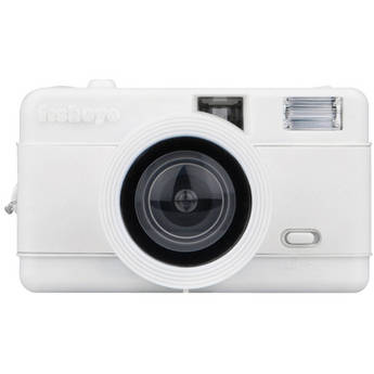 Lomography Fisheye One 35mm Camera (White)