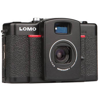 Lomography Lomo LC-Wide 35mm Film Camera